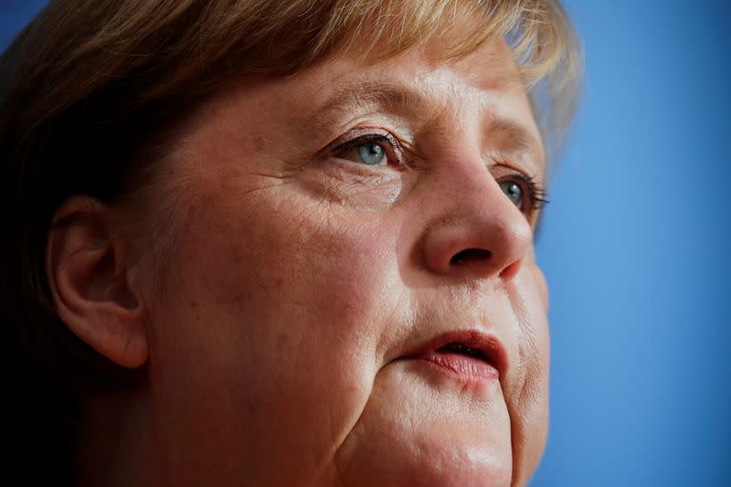 I'm a physicist, I listen to the science, Germany's Merkel says