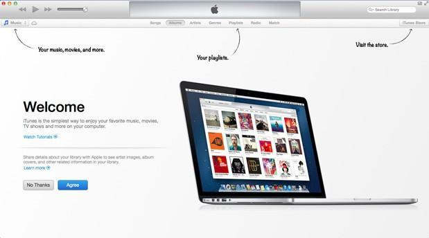 iTunes 11 now available to download: fresh design, more iCloud features