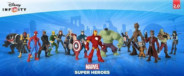 Disney Infinity 2.0 hits North America on September 23.0