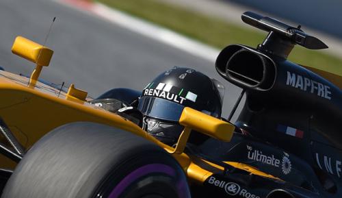 """Formel 1: Hülkenberg sieht Renault """"irgendwo im Mittelfeld"""""""