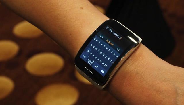 Samsung's 3G-ready Gear S watch reaches the US November 7th