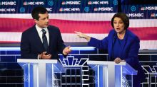 Mayor Pete and Amy Klobuchar Have Pure Hatred For Each Other