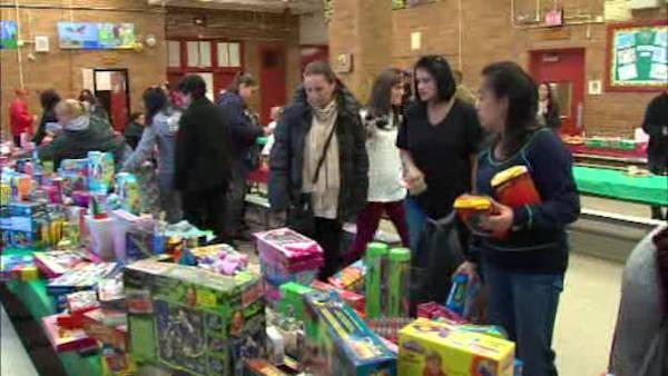 Holiday surprise on Staten Island for some victims of Sandy