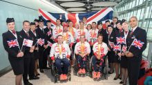 Paralympians team up with designers to bring disabled fashion to the high street