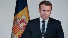 Pourquoi Emmanuel Macron est-il le coprince d'Andorre?