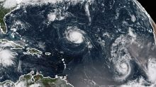 Strengthening Hurricane Florence churns toward U.S. Southeastern coast