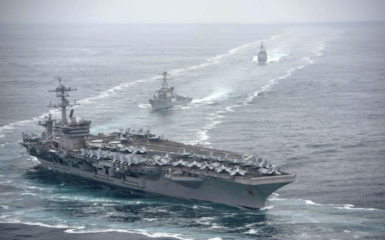 Coronavirus is spreading uncontrollably through the crew of the USS Theodore Roosevelt aircraft carrier, its captain said