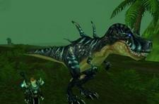 Devilsaurs tamable on Wrath servers, Chimeras may be next