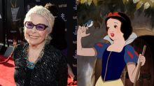 Disney's model for 'Snow White', Marge Champion, dies at the age of 101