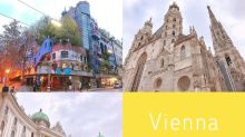 【Wien.走跳】維也納市區景點百水公寓、聖史蒂芬教堂、霍夫堡與卡爾教堂