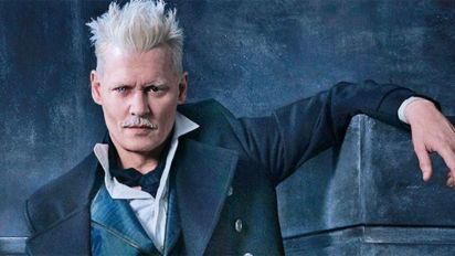 Backlash over Depp's Fantastic Beasts role