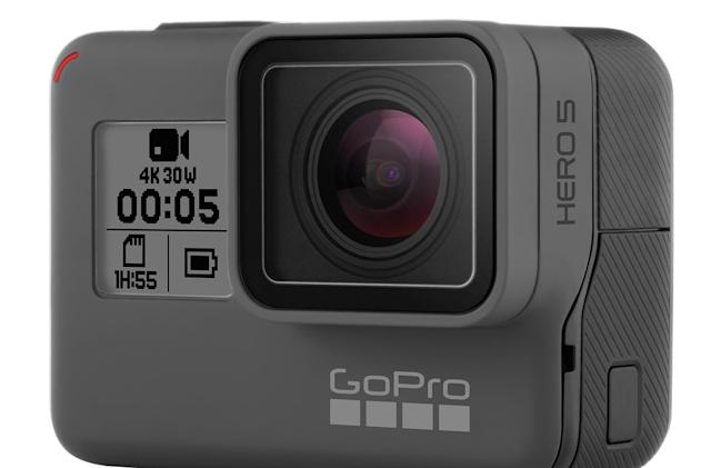 GoPro's Hero5 cameras are cloud-connected and natively waterproof