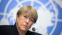 Bachelet denuncia 'brutalidade policial' contra manifestantes