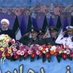 "Iran's Rouhani urges Mideast states to ""drive back Zionism"""