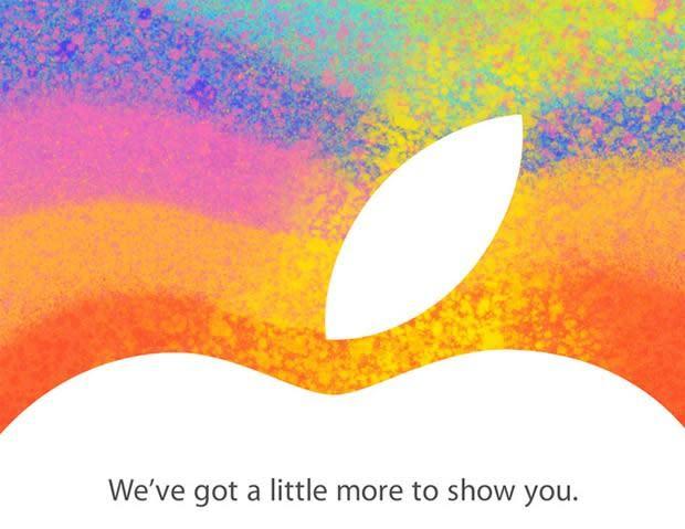 Apple's iPad mini event happens tomorrow, get your liveblog here!