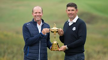Here's a radical idea for the Ryder Cup