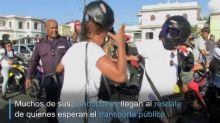 Motos eléctricas invaden La Habana para compensar falta de combustible
