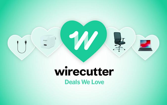 Wirecutter's best deals: Apple's Smart Keyboard for iPad Pro drops to $80