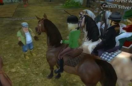 Rise and Shiny: Star Stable
