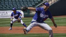 Clayton Kershaw exuding 'lightness' after shedding World Series failure weight