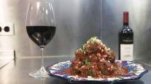 How to make chef Aaron Sanchez's meatballs