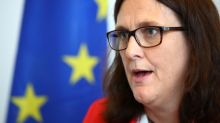 EU will hit U.S. in time with tariffs over Boeing: Malmstrom