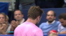 TÊNIS: ATP Antuérpia: Wawrinka bate Sinner e avança para a final