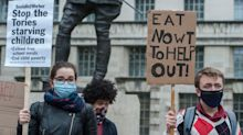 800,000 sign petition calling for MPs to be stripped of food subsidies over free school meals row