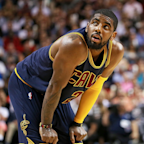Kyrie Irving reportedly asked the Cavs for a trade, and the team suddenly seems to be falling apart