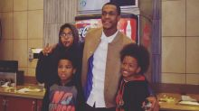 Rajon Rondo treated more than 300 students to a 'Black Panther' screening