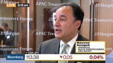 JPMorgan's Aurangzeb Sees Good Japan Economic Trajectory