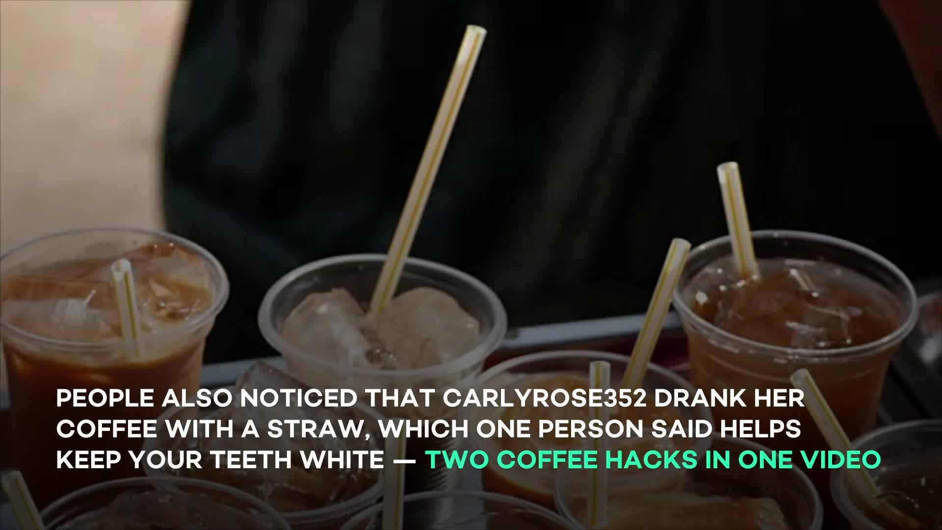TikToker's coffee creamer hack will make mornings slightly ...