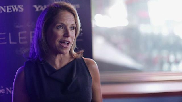 Katie Couric on the One Year Anniversary of the Yahoo! News-ABC News Partnership