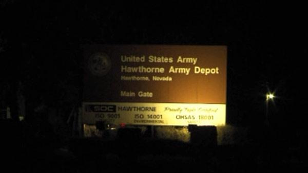7 Marines killed in explosion at Army depot