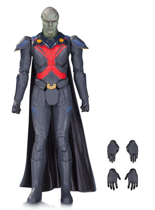 <p>The powerful alien is also part of the first wave of <i>Supergirl </i>figures on sale in May 2017. <i>(Sculpted by Dave Cortes; $28)</i></p>