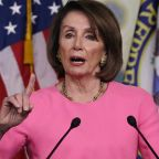 House Speaker Pelosi Says Democrats Aren't Moving to Impeach Trump