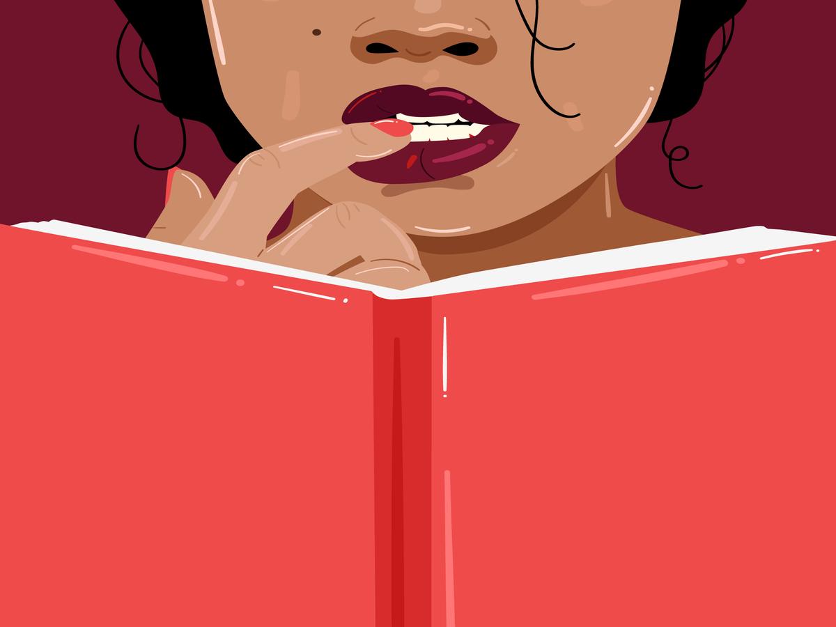 9 heiße Bücher, die du am besten alleine im Schlafzimmer liest