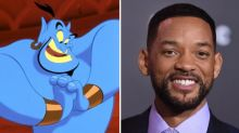 Will Smith in Talks to Play Genie in Live-Action 'Aladdin'