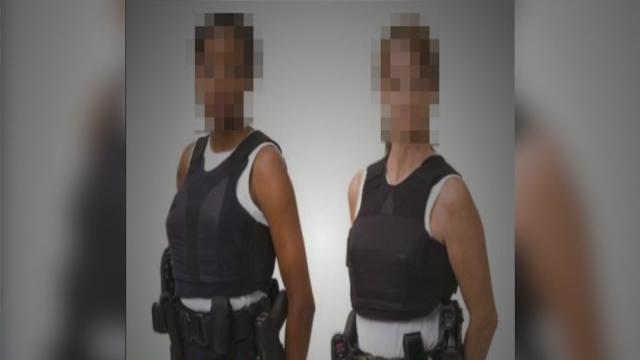 Email leaks DPD officers' weight and bra sizes