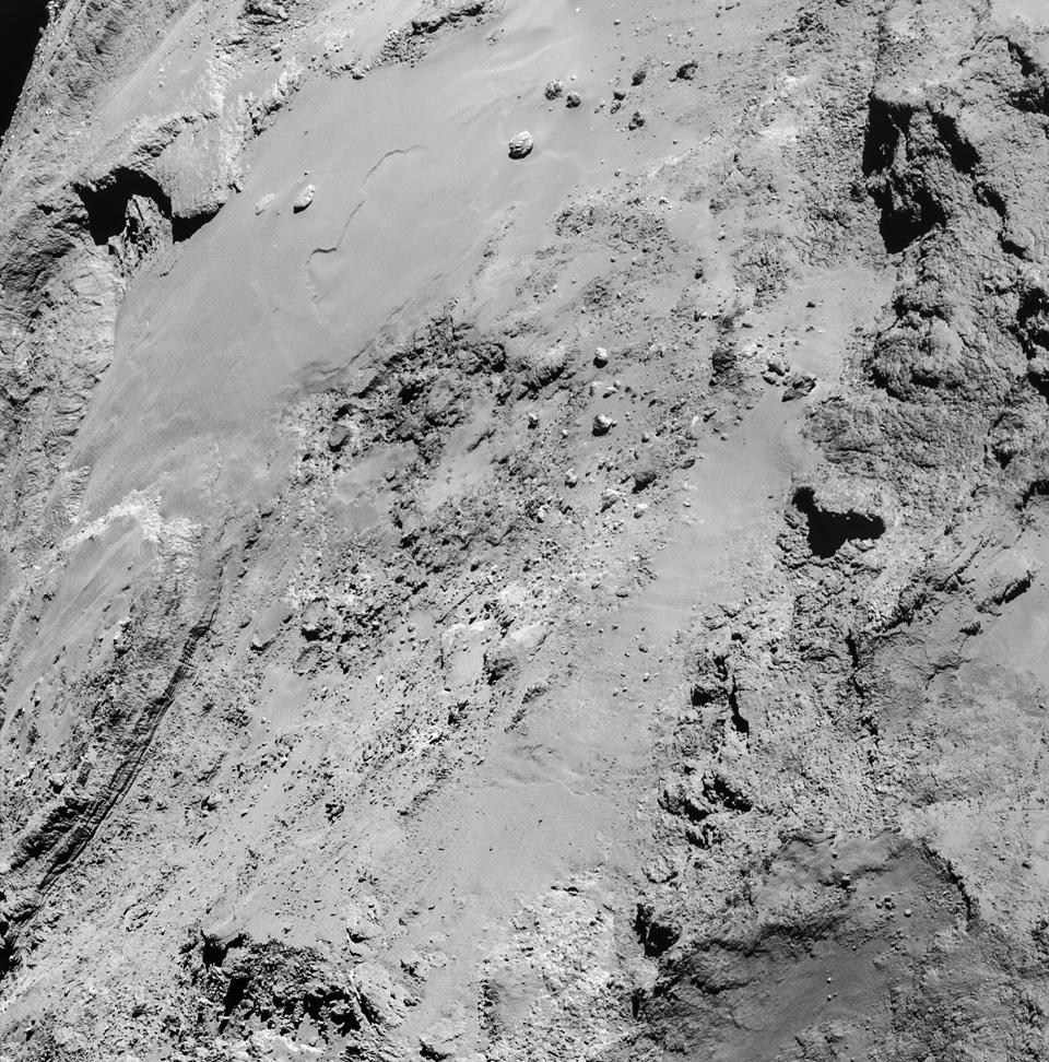 The Big Picture: Rosetta gets up close and personal with a comet