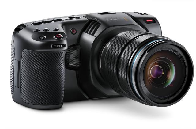 Blackmagic's new $1,295 compact shoots 4K RAW movies