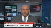 ISM Non-manufacturing Index 53.1 in March