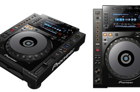 Pioneer's CDJ900NXS brings new performance features to its slightly less pricey DJ deck