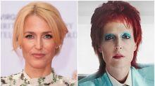 Gillian Anderson se transforma en David Bowie en un episodio de 'American Gods'