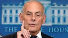 John Kelly on when president's call a fallen soldier's family