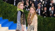 Mary-Kate and Ashley Olsen Were Once Again Incredibly Chic Bridesmaids in a Wedding