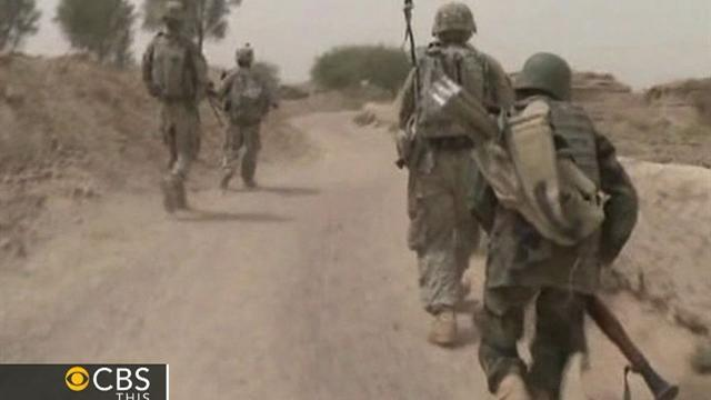 Pelley on Obama visit and Afghan pact
