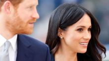 ICYMI, Meghan Markle wore a cape dress fit for a queen this weekend