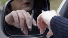 B.C. driver gets 'insane' $575 ticket for allegedly tossing cigarette