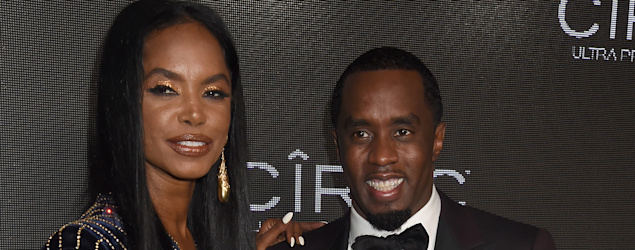 Kim Porter, who dated Diddy for over a decade, died at 47. (Getty Images)